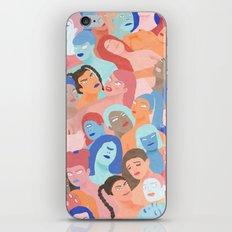 Flesh iPhone Skin