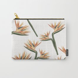 Birds of Paradise Flowers 2 Carry-All Pouch