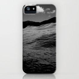 mare nero iPhone Case