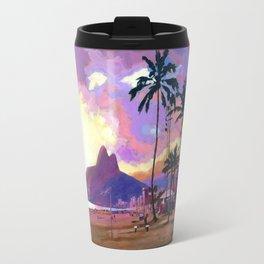 Por do Sol Travel Mug