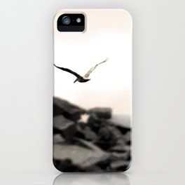 Life of Plenty, Pelican, Oregon iPhone Case