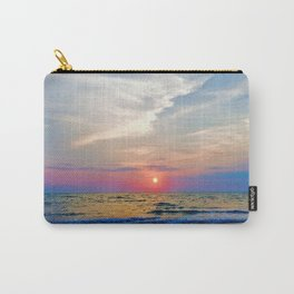 Naples Florida sunset on the Gulf of Mexico Carry-All Pouch
