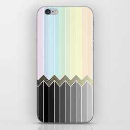 Colourful iPhone Skin