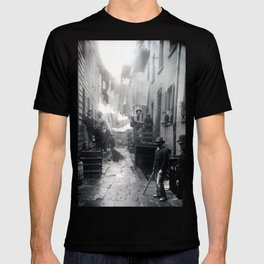 Jacob Riis Bandit's Roost T-shirt
