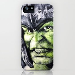 SMASH: The Hulk iPhone Case