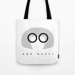 Edna Mode AND GUEST Tote Bag