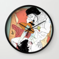 Sex Needs Wall Clock