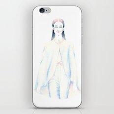 Sara iPhone & iPod Skin