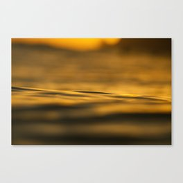 Early Tranquility | Puerto Rico Canvas Print