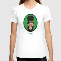 amy hamilton T-shirts featuring Amy by Juliana Motzko