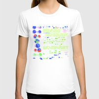 biology T-shirts featuring Conquer Biology by Leone Bachega