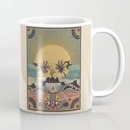 LA -Inspired by Penny Dreadful: City of Angels Coffee Mug