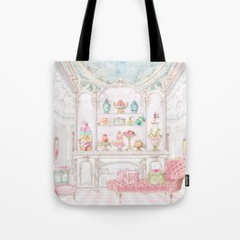 French Patisserie  Tote Bag