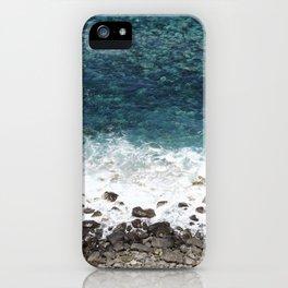 Ocean blue - Madeira iPhone Case
