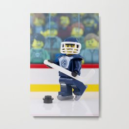 Hockey Night in Canada Metal Print