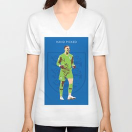 Jordan Pickford - Hand Picked Unisex V-Neck