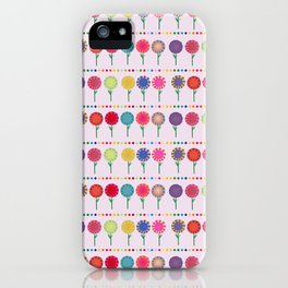 Little Maids all in a Row iPhone Case