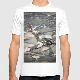 Vickers Armstrong Spitfire FR XIV T-shirt