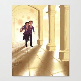 Dalton Canvas Print