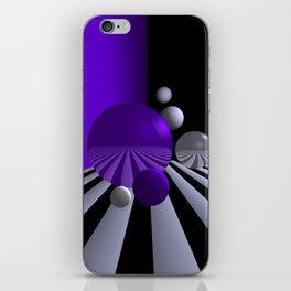 go violet -04- iPhone Skin