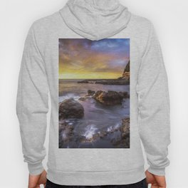 """Skyfire Sermon"" - Sunrise in Mornington Peninsula, Australia Hoody"