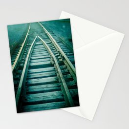 track #1 Stationery Cards