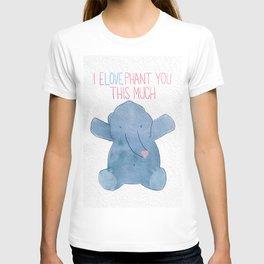eLOVEphant T-shirt