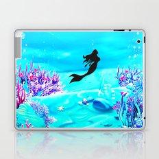 Beauty Light Mermaid Laptop & iPad Skin