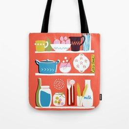 Let's Cook! Tote Bag
