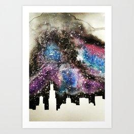 Ayyo, Chicago Art Print
