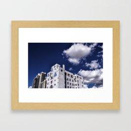 Sky King Framed Art Print
