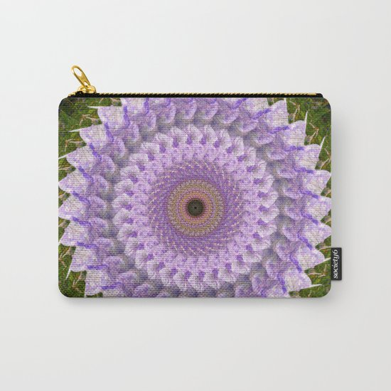Kaleidoscope No. 4 Carry-All Pouch