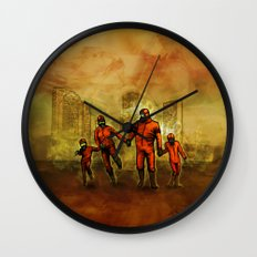 Smoglifter Wall Clock
