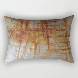Rusty Boxy Rectangular Pillow
