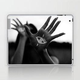 Seeing is Touching - Wide Laptop & iPad Skin