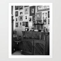 frames Art Prints featuring Frames. by Mona Razzak