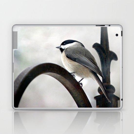my Little Carolina Chickadee Laptop & iPad Skin