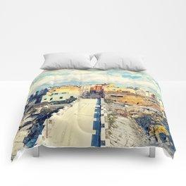 Trapani art 18 Sicily Comforters