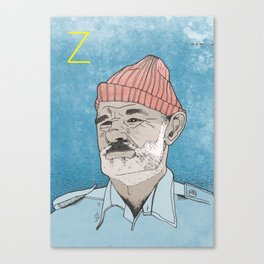 Zizzou Canvas Print