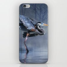 Leaving The lake iPhone & iPod Skin