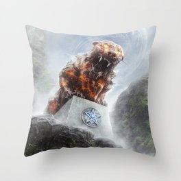 Elude Throw Pillow