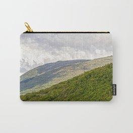 Umbrian hills Italy Carry-All Pouch