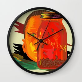 Alice in Chains - Jar of Flies  (Rock Album Cover) Wall Clock