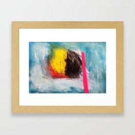 ab 154 Framed Art Print