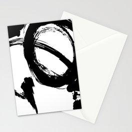 Brushstrokes No. 3 by Kathy Morton Stanion Stationery Cards