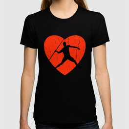 JAVELIN HIPSTER DESIGN T-shirt