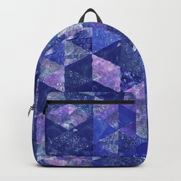 Abstract Geometric Background #19 Backpack