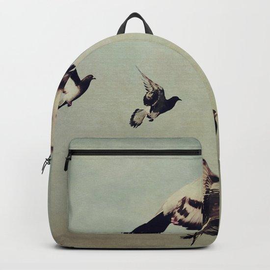 Birds in Flight Backpack