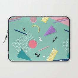 Dreaming 80s Pattern #society6 #decor #buyart Laptop Sleeve