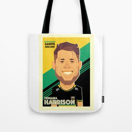 Teimana Harrison - Northampton Saints Tote Bag
